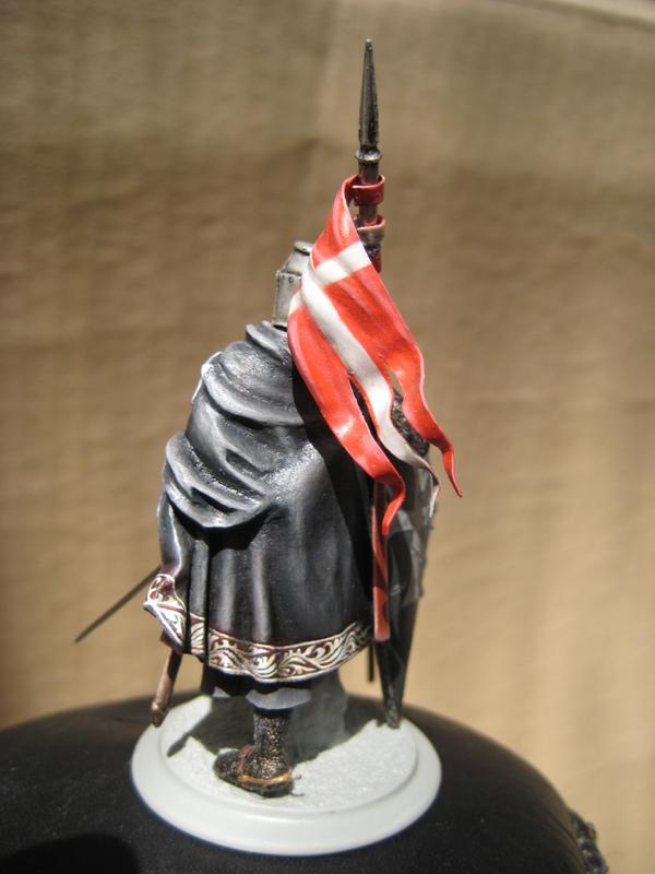 Рыцарь госпитальеров 11 век. Прапор. 55 мм. IMG_9019