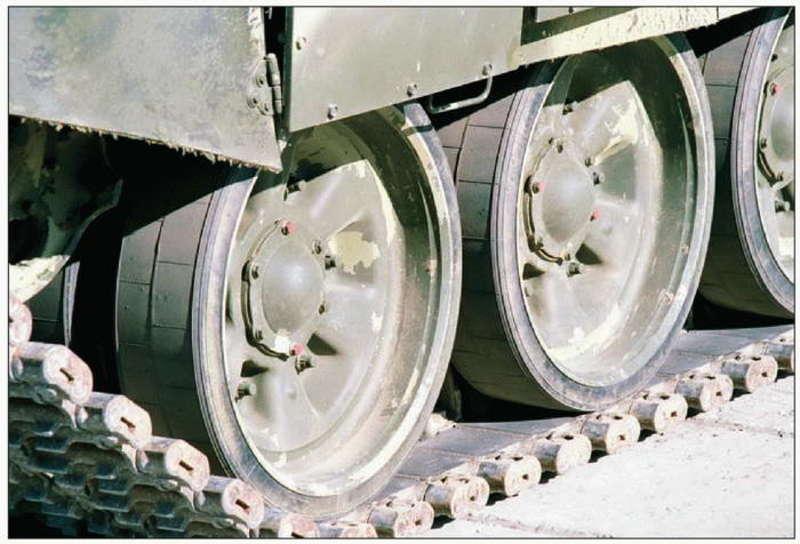 Т-90 звезда 1/35                             I_102