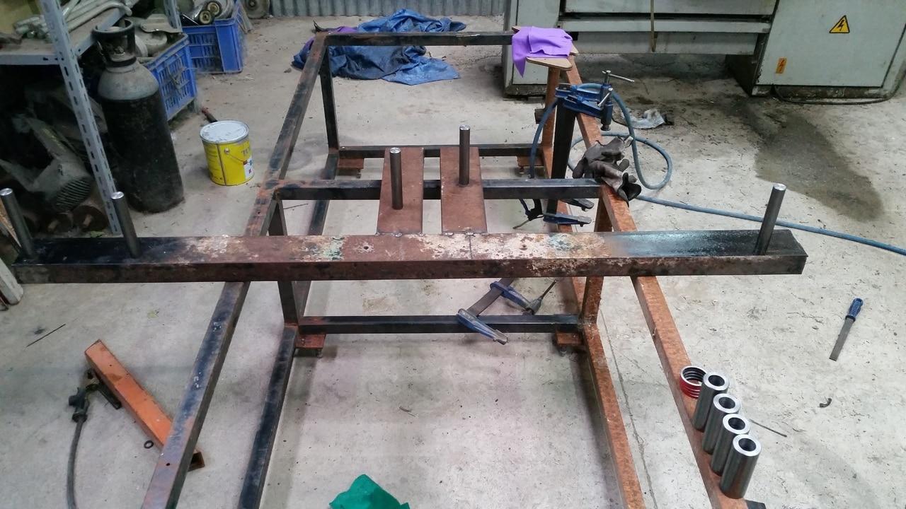 Proyecto de construccion de una pala para un mini tractor 109