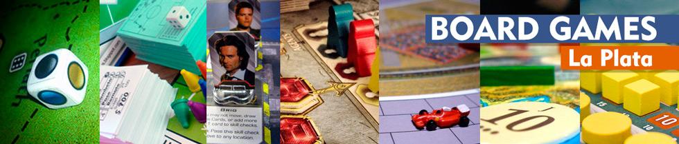 Board Games La Plata