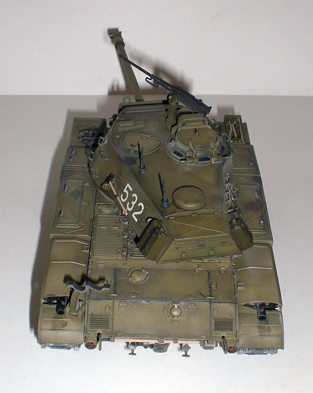 M41 Walker Bulldog (1/35 Tamiya 35055) 208
