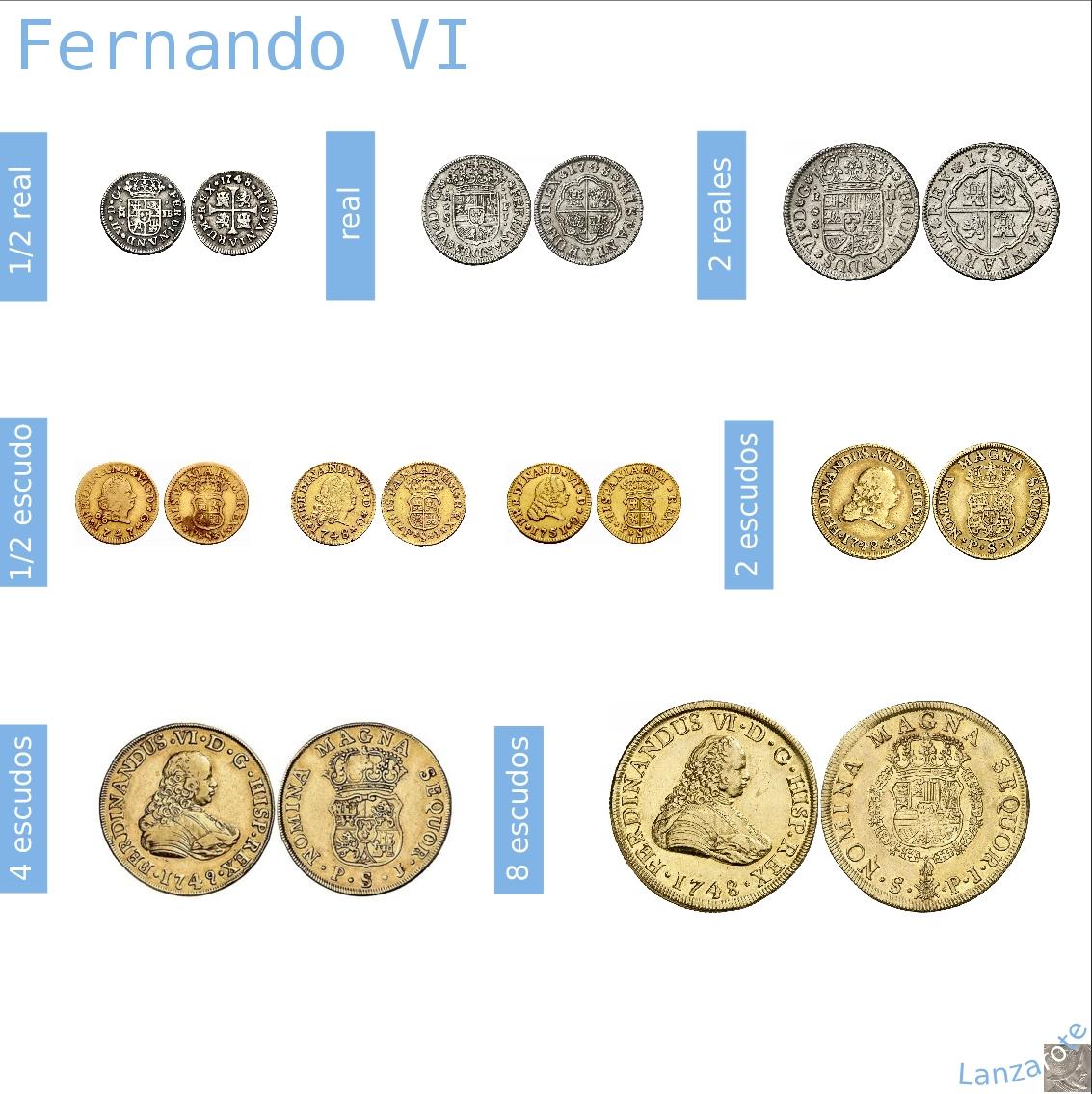 Real de Pedro I (1350-1369) de Sevilla MONTAJE_15_FERNANDO_VI