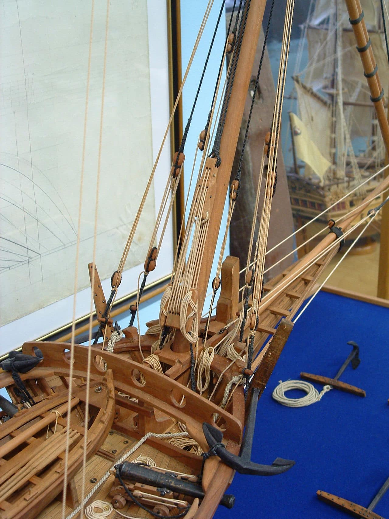 Chebec Le Requin - 1750 1236