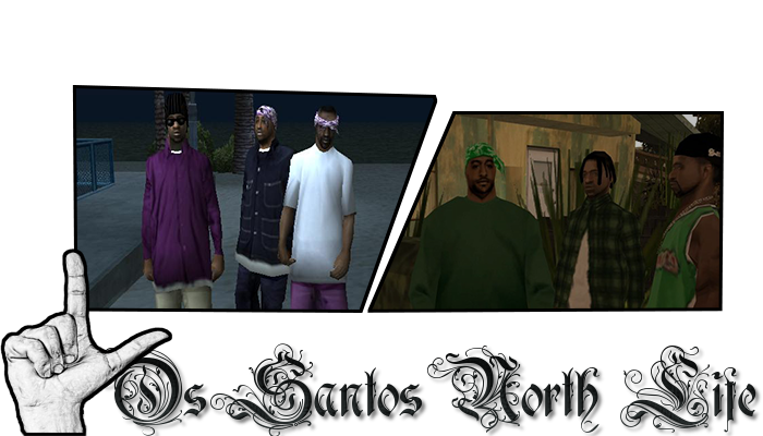 .:. Los Santos North Life - RPG .:.
