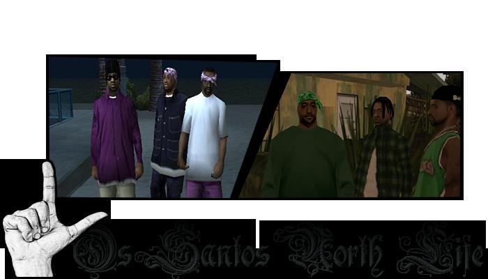 Los Santos North Life
