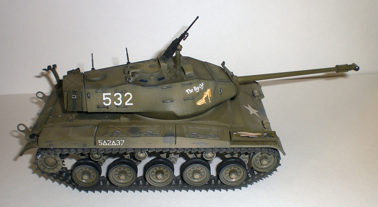 M41 Walker Bulldog (1/35 Tamiya 35055) 201