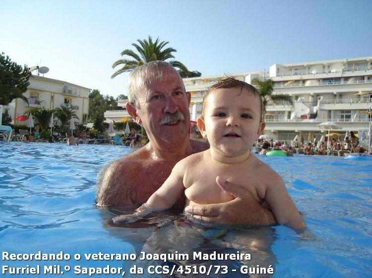 Faleceu o veterano Joaquim V Sá Madureira, Furriel Milº Sapadoir, da CCS/BCac4510/73 - 22Mar2016 23942_532729330076527_183905920_n