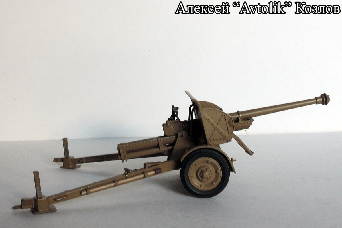 IJN 75 mm Field Gun type 90 (Pit-Road G40) 75_Type_90_3