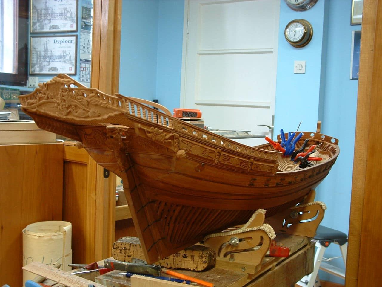 Chebec Le Requin - 1750 1188