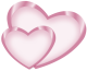 RECUPERA TU COLOR - Página 2 Valentine_Soft_Pink_Hearts_PNG_Clipart