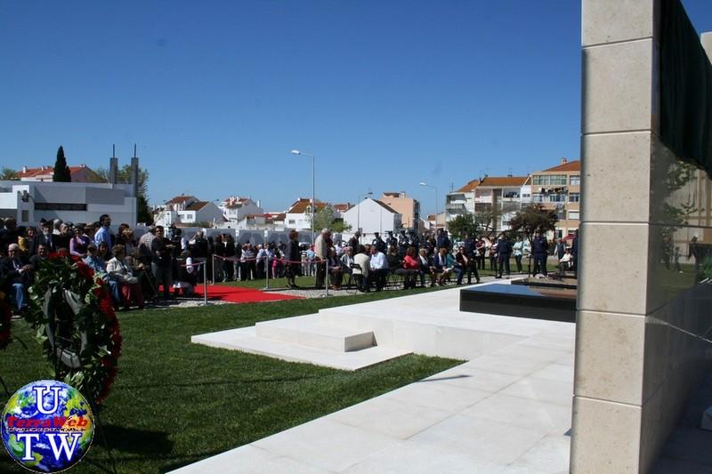 MONTIJO: As imagens da inauguração do Monumento de Homenagem aos Combatentes do Ultramar - 25Abr2016 20160425_10
