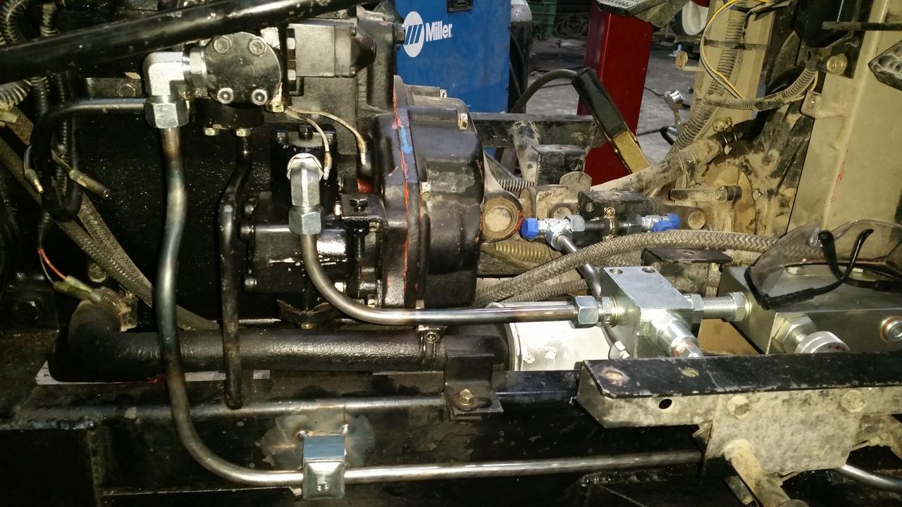 Proyecto de construccion de una pala para un mini tractor 173
