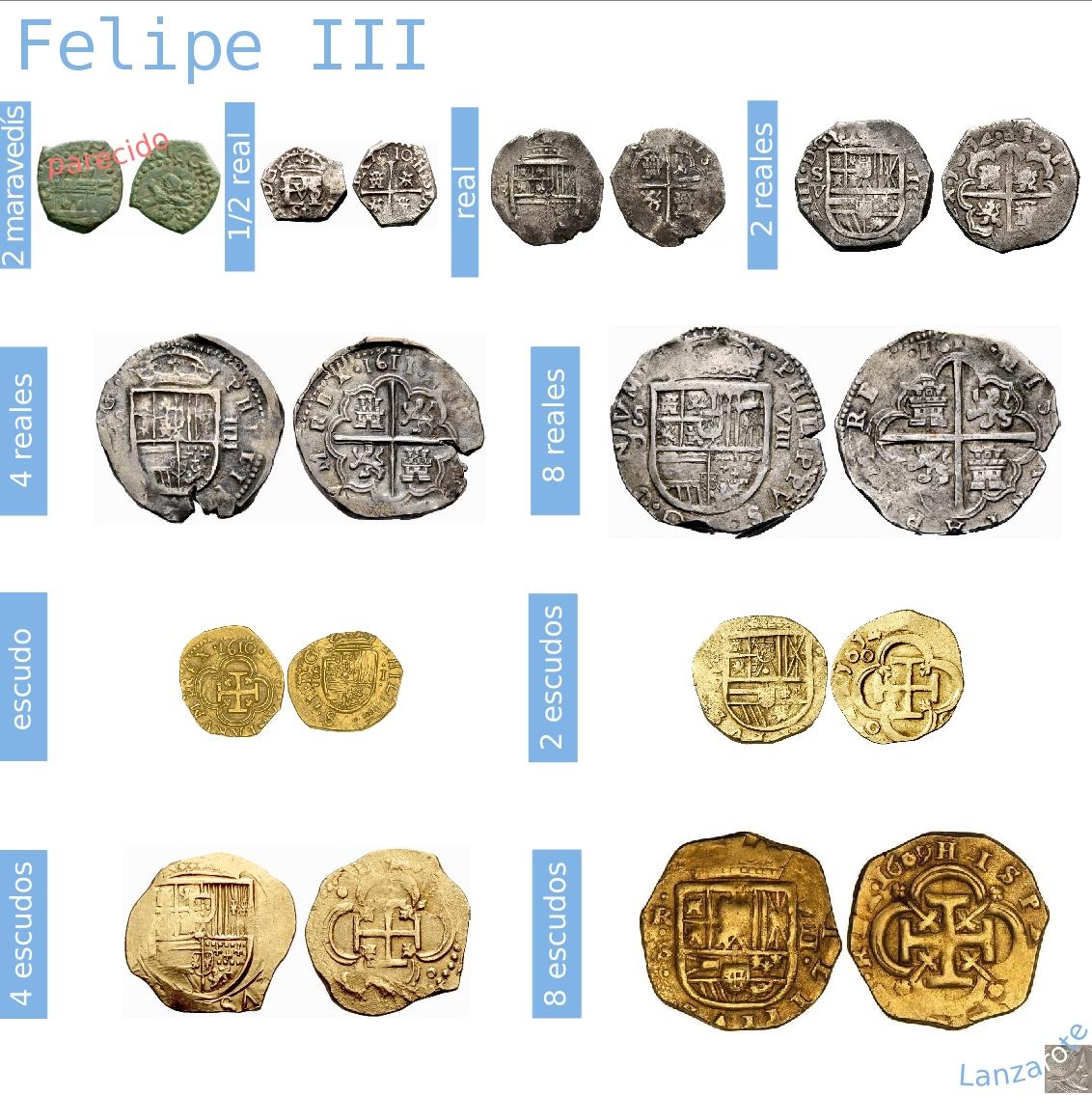 Real de Pedro I (1350-1369) de Sevilla MONTAJE_10_FELIPE_III