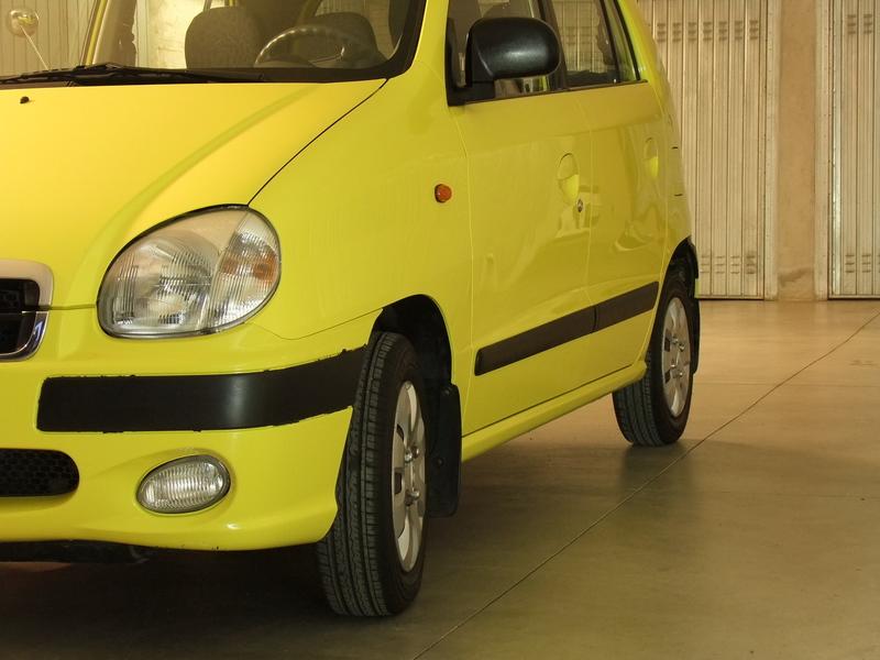 Gerva90 vs. Hyundai Atos Prime 2001 II - La vendetta... DSCF3534