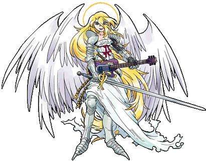 Busco su opinión sobre qué personajes agregar en mi proyecto 082_Angel04