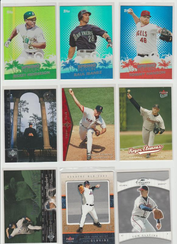 .15 CENT CARDS ALL SCANNED OVER 6000 CARDS  046