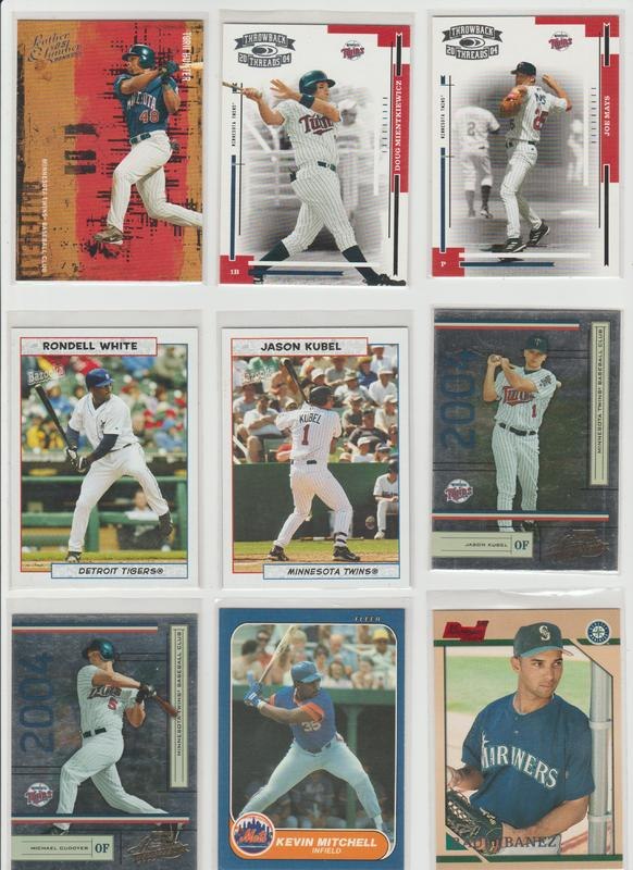 .15 CENT CARDS ALL SCANNED OVER 6000 CARDS  045