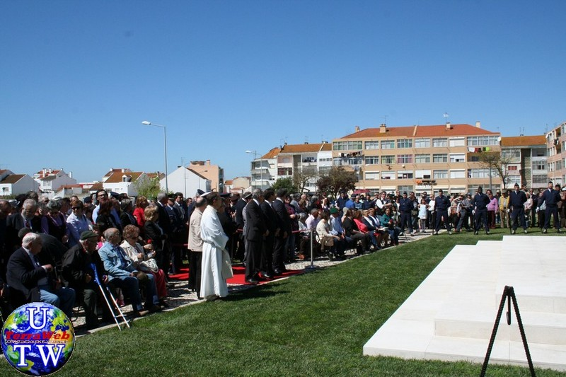 MONTIJO: As imagens da inauguração do Monumento de Homenagem aos Combatentes do Ultramar - 25Abr2016 20160425_55