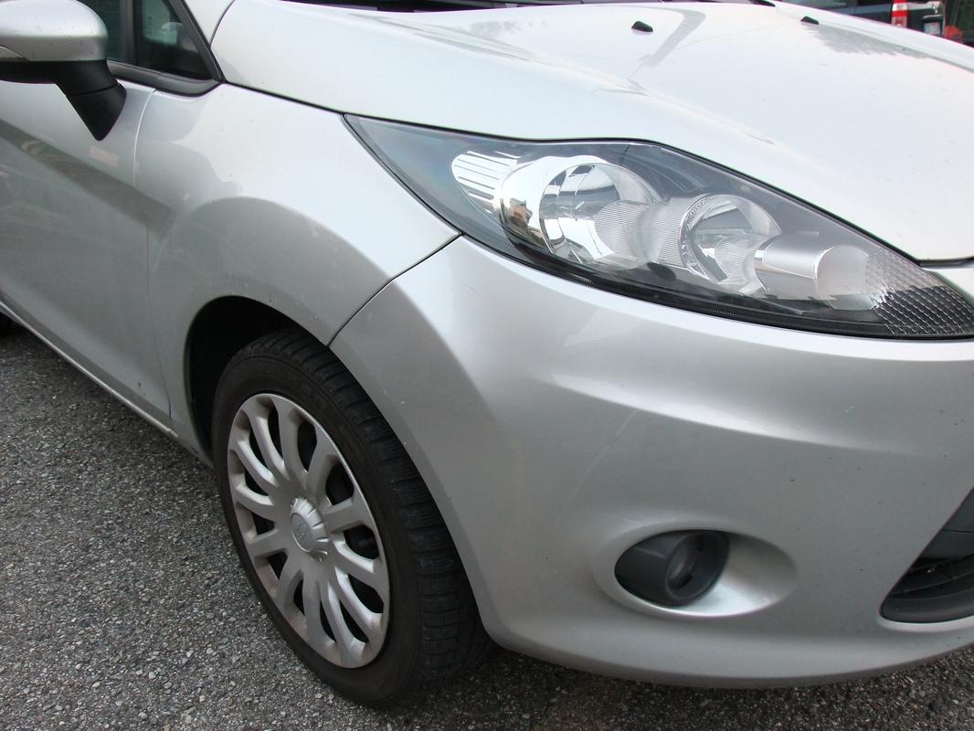 Gerva90 vs. Ford Fiesta 2010 1