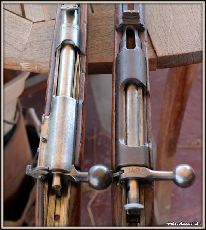 Reconstruction d'un Mannlicher 1888 DSC_0971