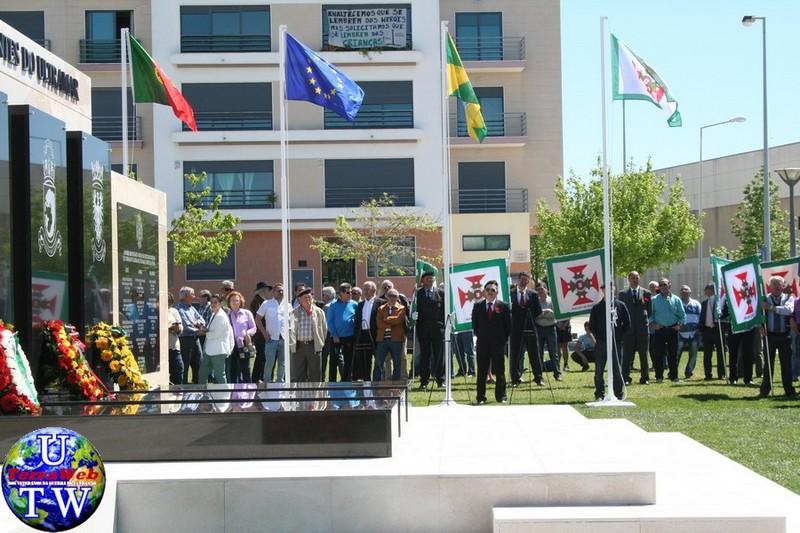 MONTIJO: As imagens da inauguração do Monumento de Homenagem aos Combatentes do Ultramar - 25Abr2016 20160425_86
