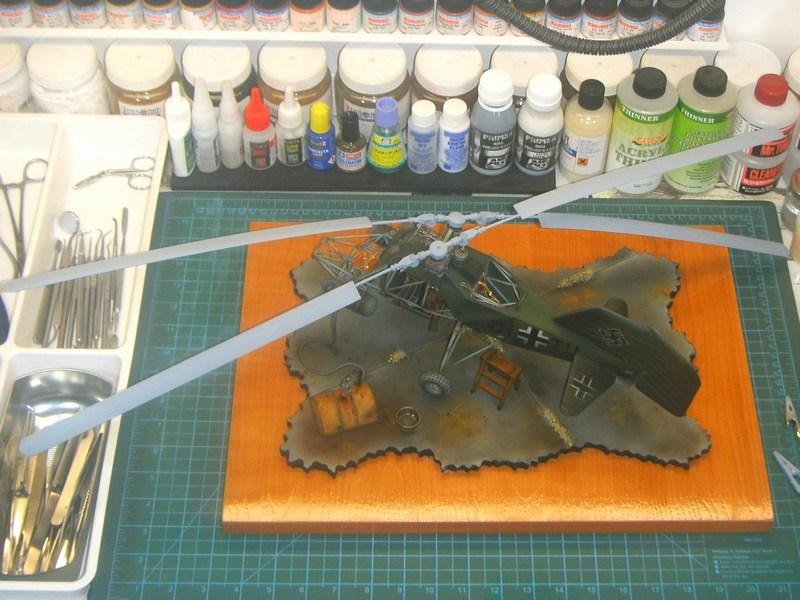 1/18 scale Flettner Fl-282 V21 Kolibri scratchbuild model - Page 4 IMAGE_0391