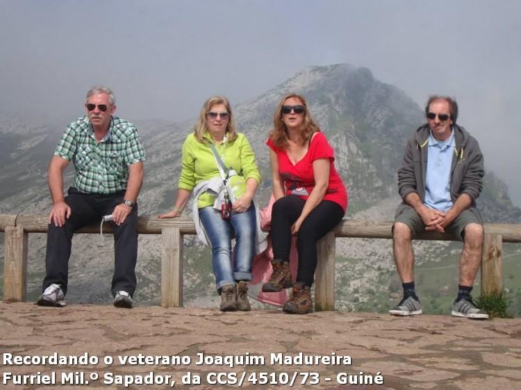 Faleceu o veterano Joaquim V Sá Madureira, Furriel Milº Sapadoir, da CCS/BCac4510/73 - 22Mar2016 601918_174560809377238_1713645382_n