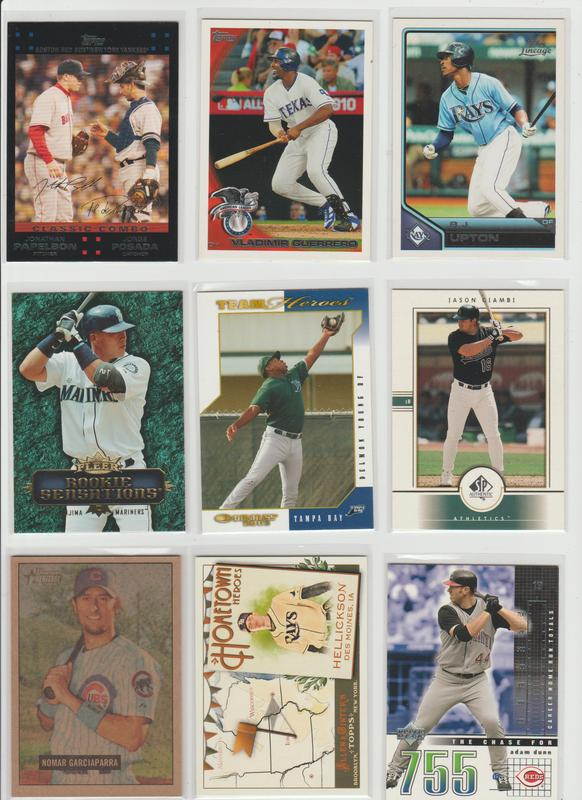 .15 CENT CARDS ALL SCANNED OVER 6000 CARDS  008
