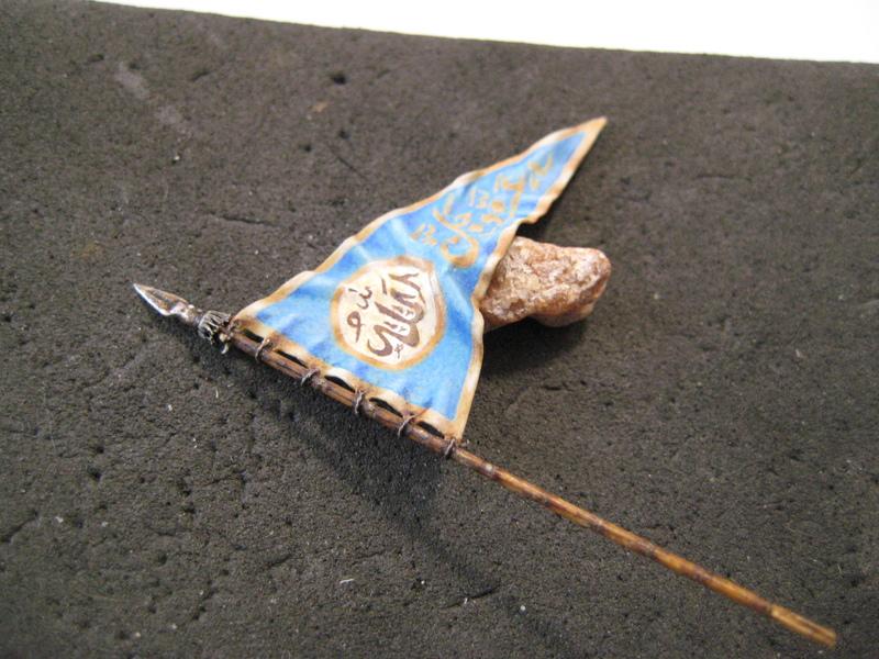 Рыцарь госпитальеров 11 век. Прапор. 55 мм. IMG_9076