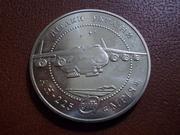 5 Griven de 2002, Ucrania. Dedicada al AH - 225  (Antonov 225 ) DSCN1989