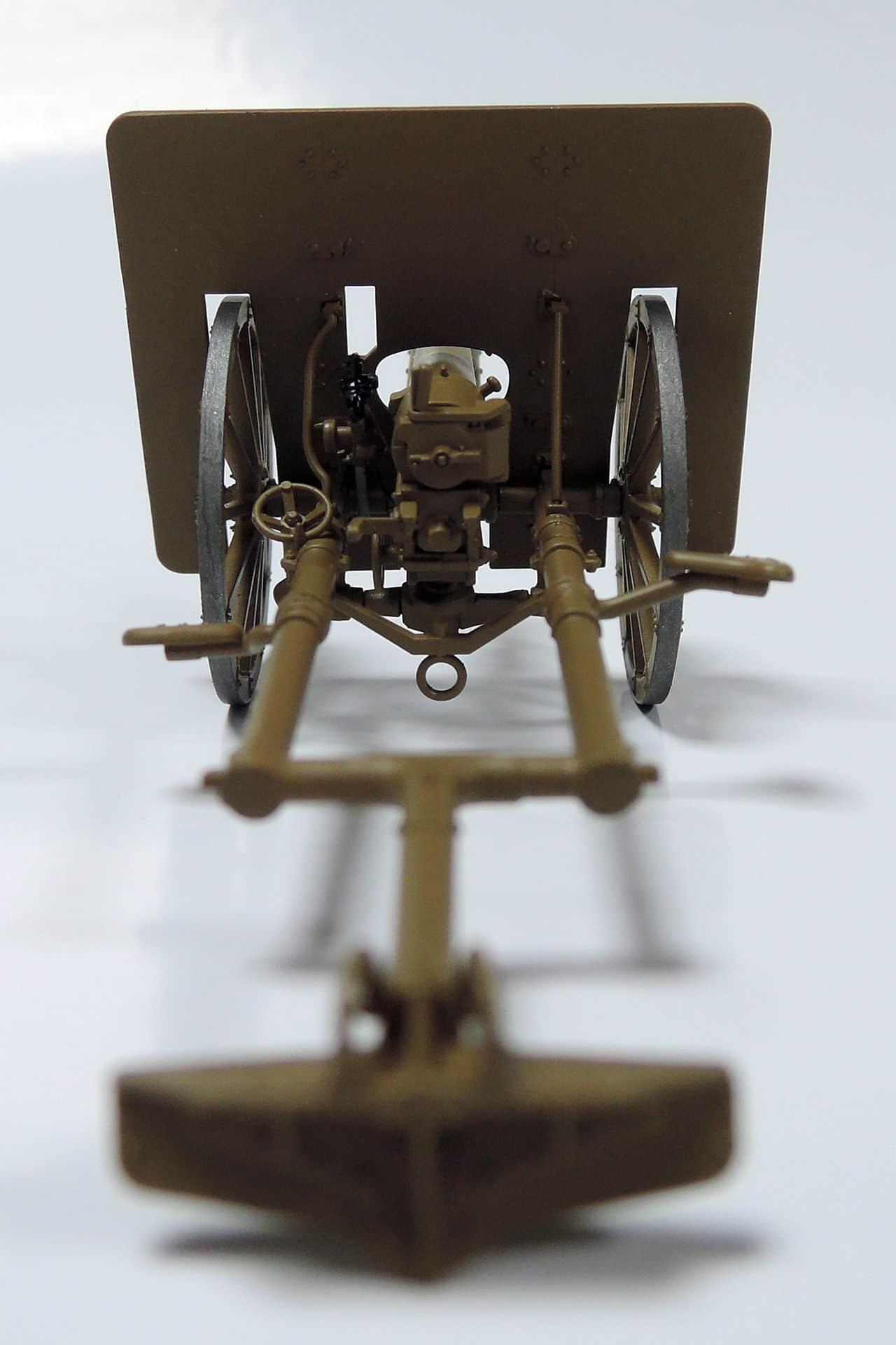 75-мм горное орудие Тип 41 (1/35 Fine Molds FM38) DSCN4303