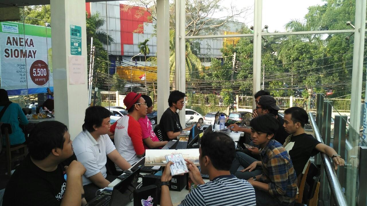 Silent Siren Family Indonesia's Event 1st_Gath_Sai_Fam_IDWS_8234