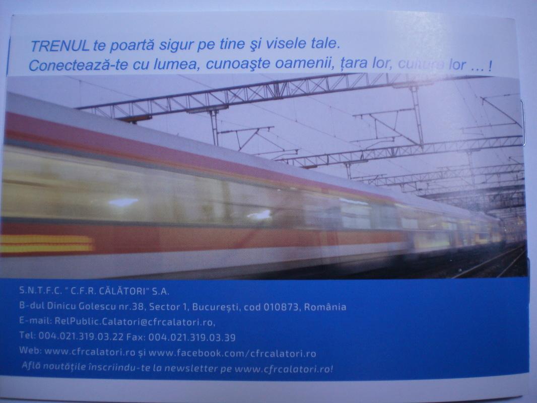 BROSURI, AFISE SI PLIANTE C.F.R. - Pagina 5 P1012777