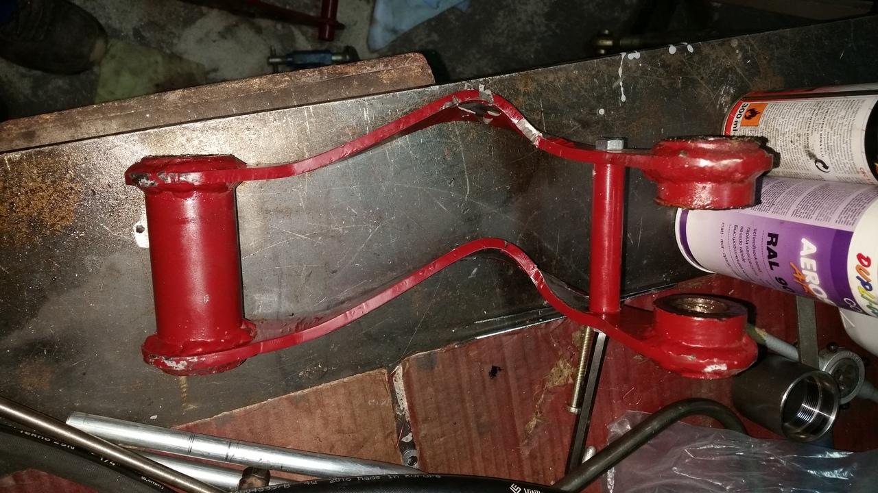 Proyecto de construccion de una pala para un mini tractor 198