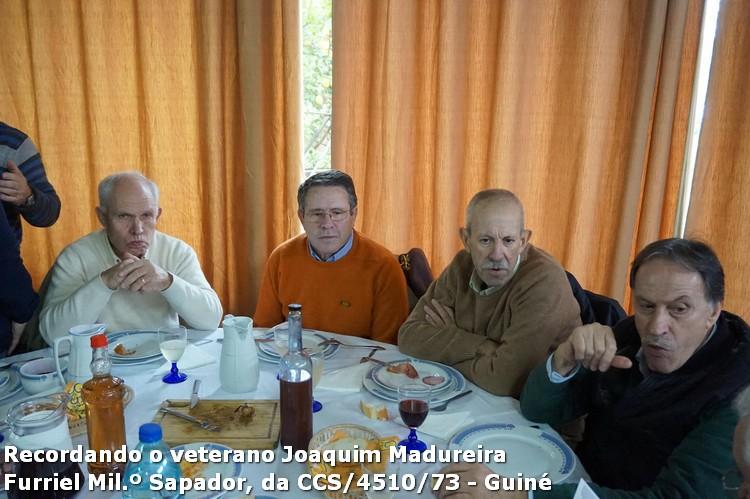 Faleceu o veterano Joaquim V Sá Madureira, Furriel Milº Sapadoir, da CCS/BCac4510/73 - 22Mar2016 11018657_853880414651321_7473317517196618665_o