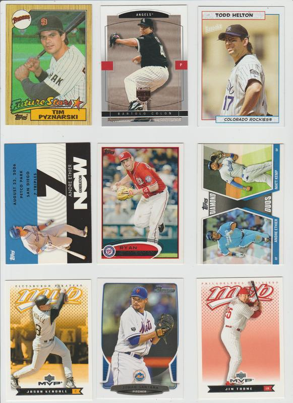 .10 Cent Cards All Scanned All  .10 Cents Each  6858 Cards A_027