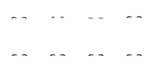 Face-set Kaduki Style Eyes09