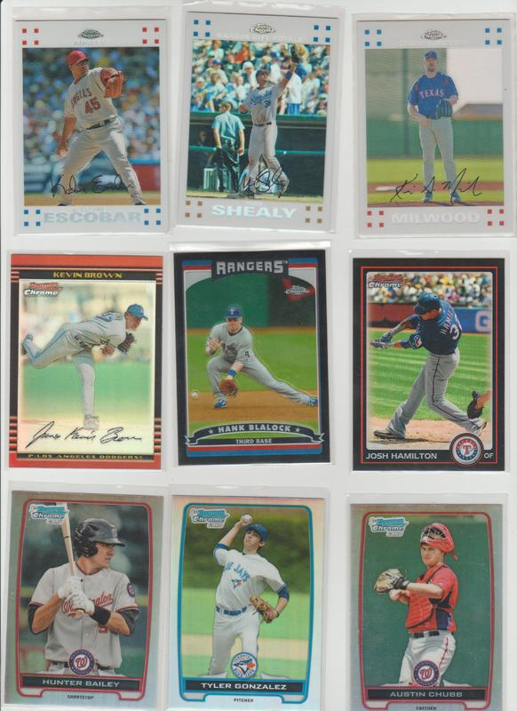 .15 CENT CARDS ALL SCANNED OVER 6000 CARDS  056