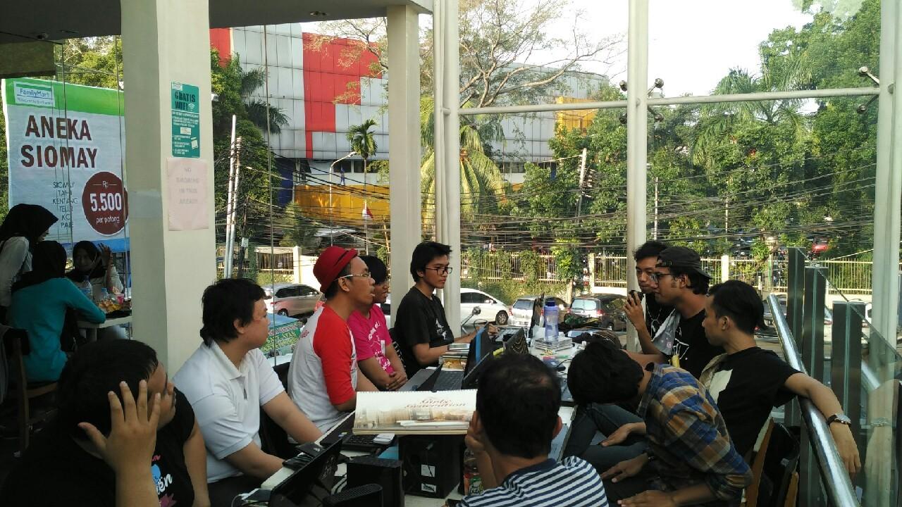Silent Siren Family Indonesia's Event 1st_Gath_Sai_Fam_IDWS_3222