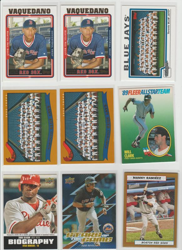 .15 CENT CARDS ALL SCANNED OVER 6000 CARDS  022