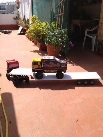LA SUECA  Scania  trialero con quinta rueda IMG_20130628_WA0005