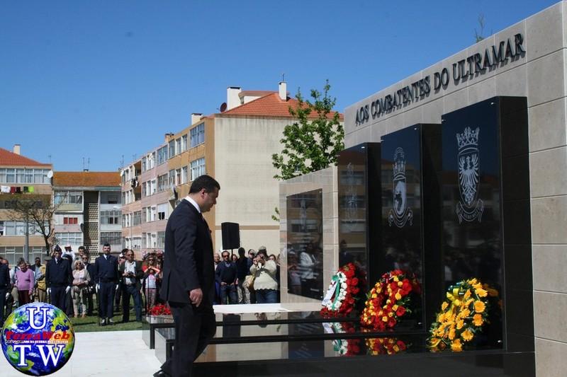 MONTIJO: As imagens da inauguração do Monumento de Homenagem aos Combatentes do Ultramar - 25Abr2016 20160425_42