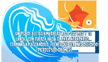 [EVENTO] Fish Trap! Pierdes-500
