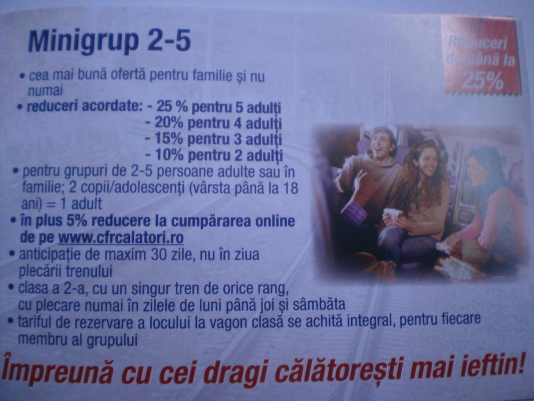 BROSURI, AFISE SI PLIANTE C.F.R. - Pagina 5 P1012783