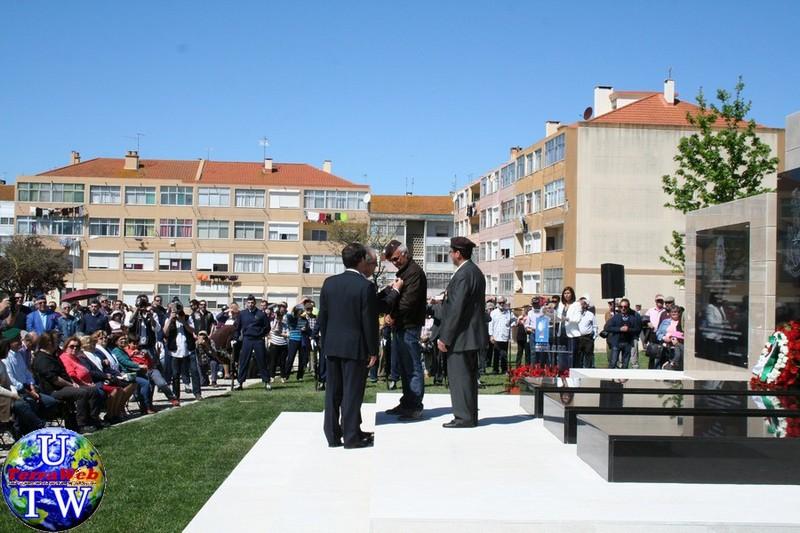 MONTIJO: As imagens da inauguração do Monumento de Homenagem aos Combatentes do Ultramar - 25Abr2016 20160425_64