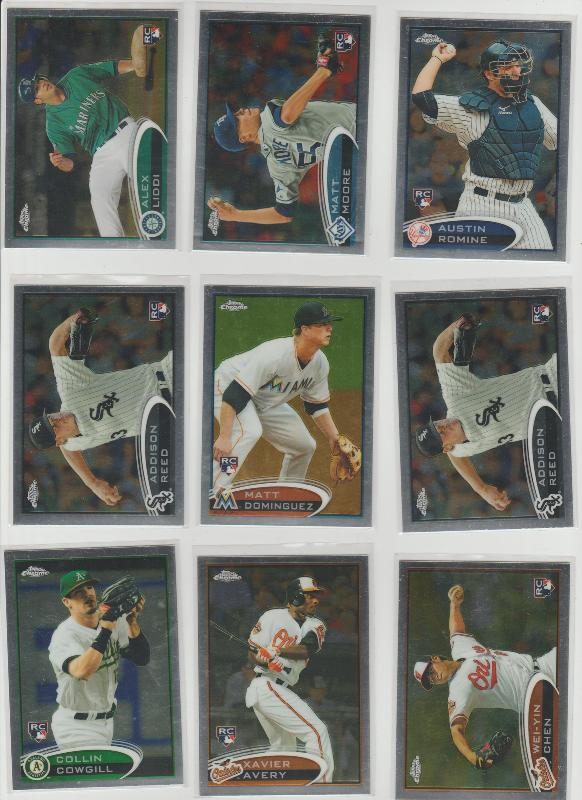 .15 CENT CARDS ALL SCANNED OVER 6000 CARDS  063