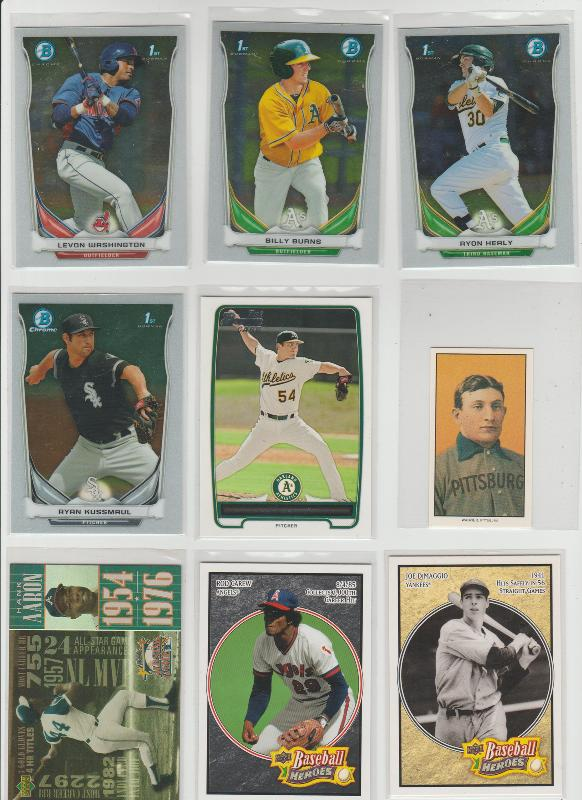 .15 CENT CARDS ALL SCANNED OVER 6000 CARDS  065