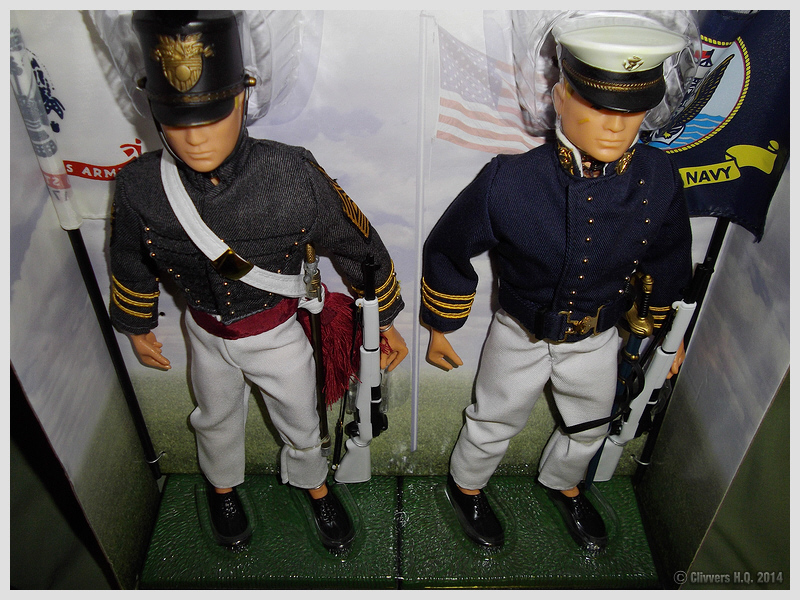 West Point & Annapolis Cadets (Double Joe set).. 04_SPP_WEB_JOE_CADETS_AMMO