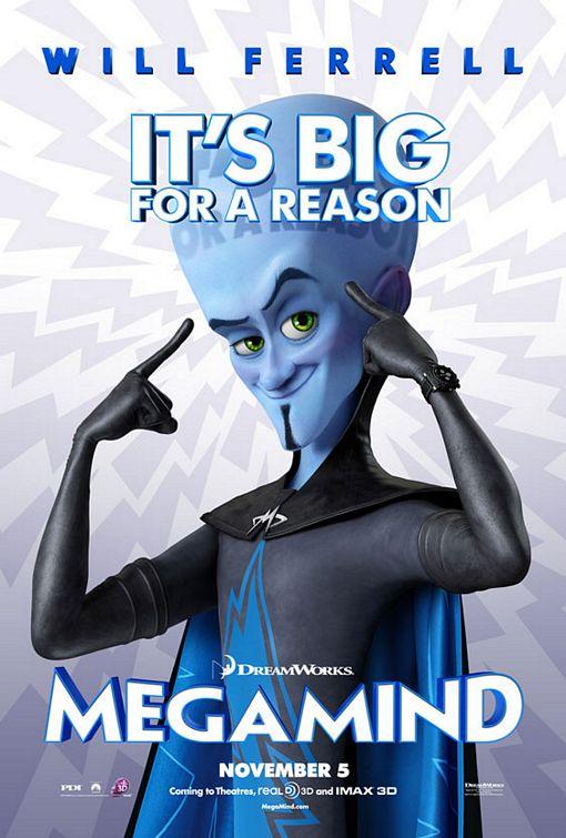 """""""Mendjemadhi"""" Megamind (2010) 1080p AC3 5.1 (Dubluar ne Shqip) Megamind"""