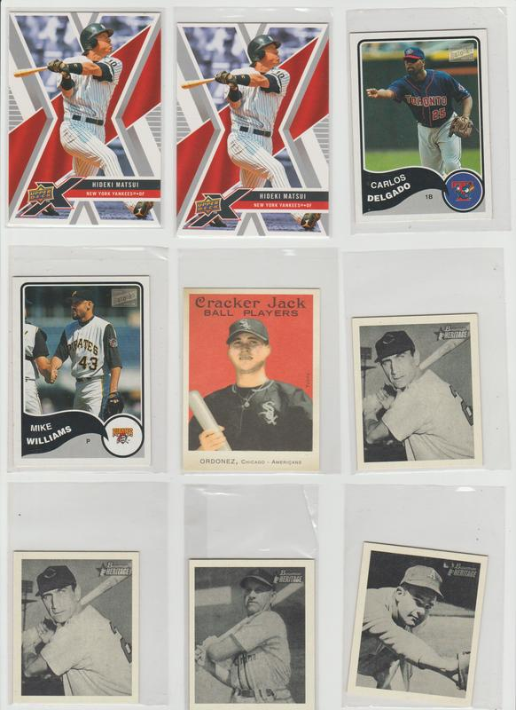 .15 CENT CARDS ALL SCANNED OVER 6000 CARDS  020